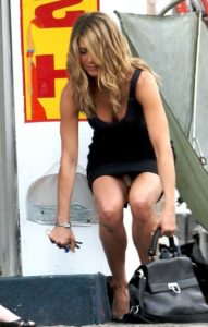 Jennifer Aniston filming in Atlantic city
