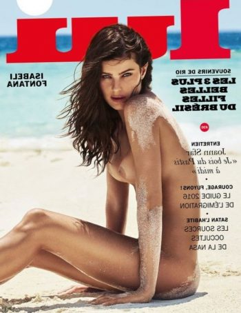 naked-isabeli-fontana-for-lui-2016