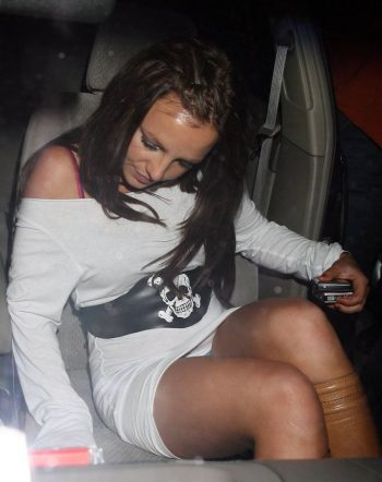 EXCLUSIVE: Britney turns pirate