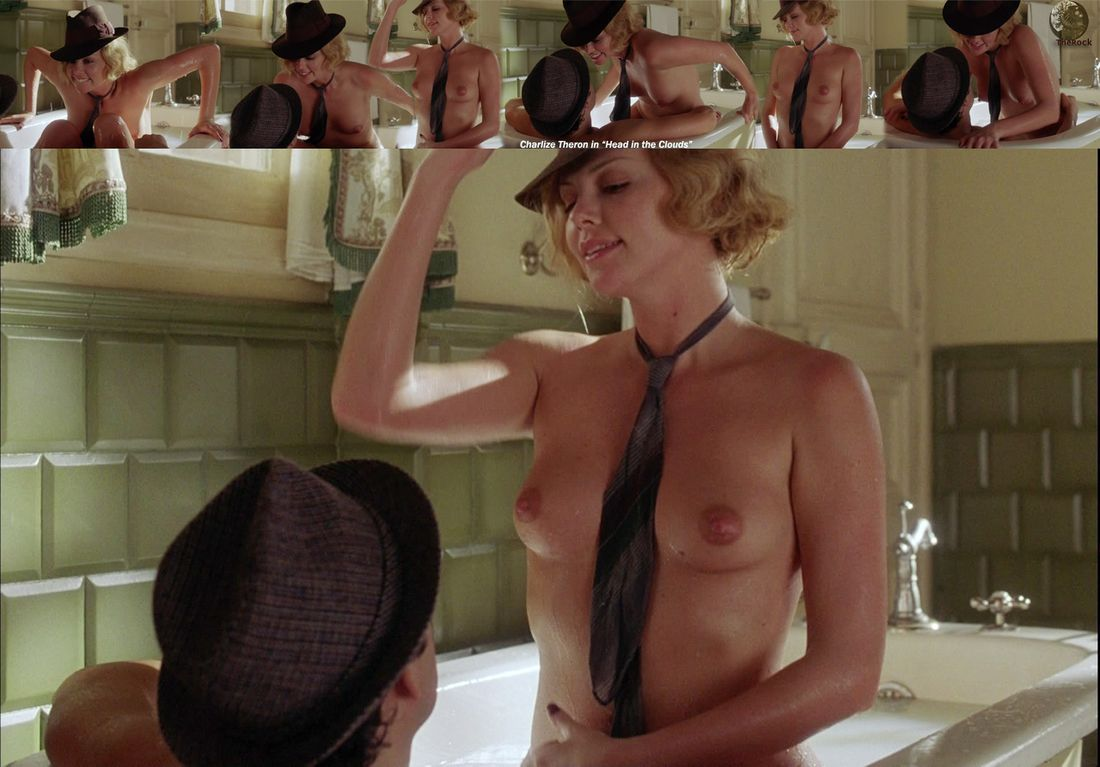 Charlize theron nude sex scene in the life and death of peter sellers picture