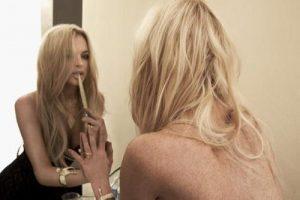 Lindsay Lohan, Muse, December 1, 2009