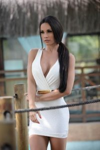 fernanda-davila-in-sexy-dress
