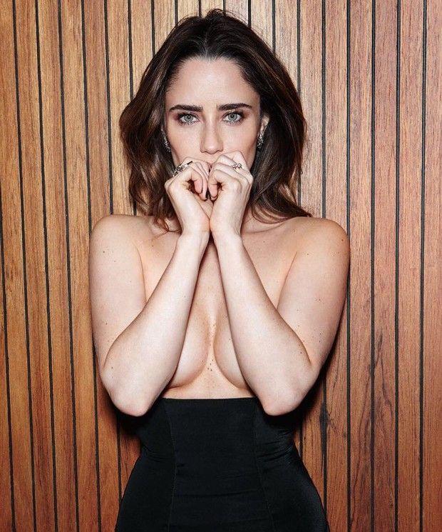 Nackt  Fernanda Vasconcellos Can You