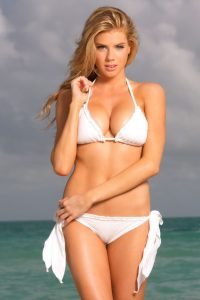 hot-charlotte-mckinney-in-white-bikini