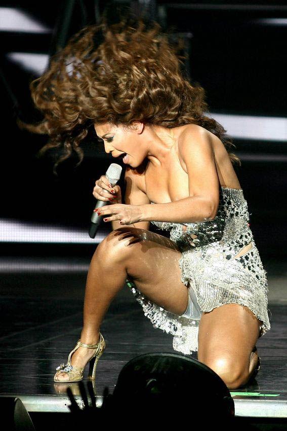 Beyonce kennt Bilder upskirt