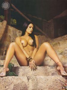 Dani Sperle Naked Photoshoot