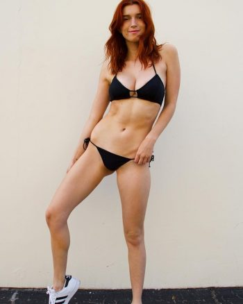 Dani Thorne Sexy Body