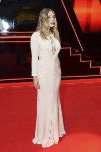 Elizabeth Olsen in hot dress
