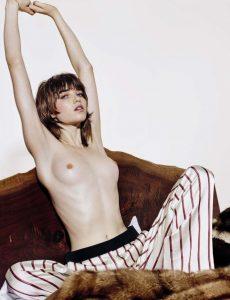 Grace Hartzel Topless