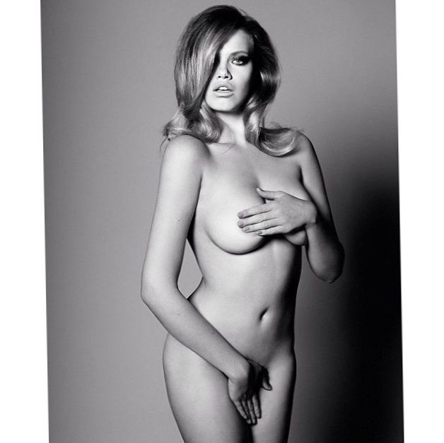 Hailey Clauson Nude