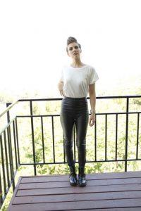 Hot Lauren Cohan Pokies Photo