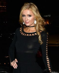 Hot Paris Hilton See Through