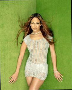 Jennifer Lopez See Through 1