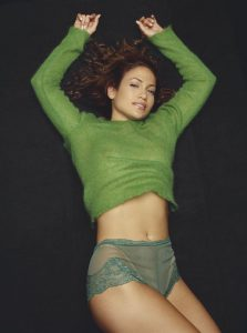 Jennifer Lopez See Through