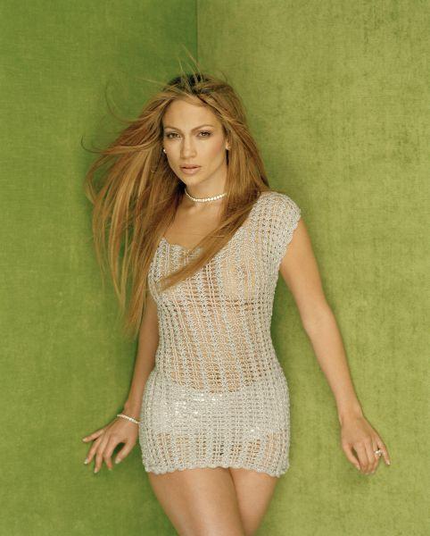Jennifer Lopez See Through 7