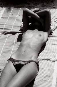 Joanna Halpin sexy tits