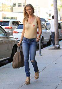 Joanna Krupa Pokies in LA 2