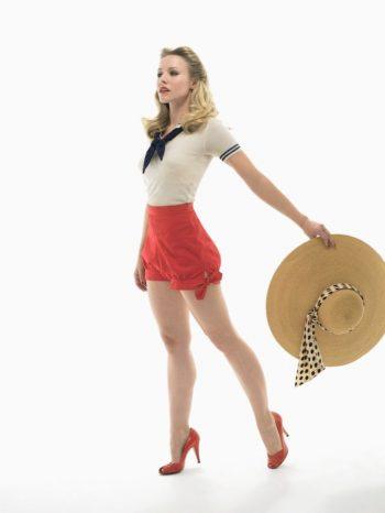 Kristen Bell, Spin, July 1, 2006