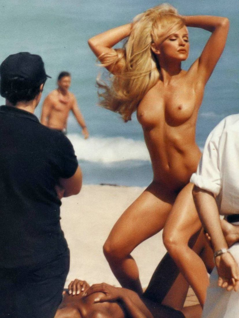 Madonna nude on beach pic 632