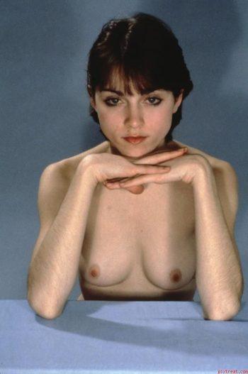 Madonna Tits