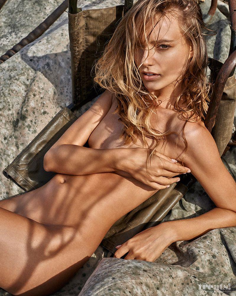 Topless pics of maya stepper