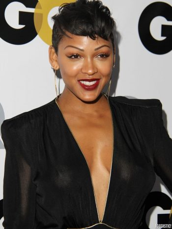Meagan Good See Through 4