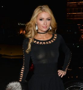 Paris Hilton See Through 3