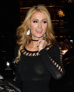 Paris Hilton See Through Images