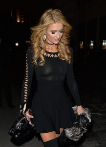 Paris Hilton See Through Pictures