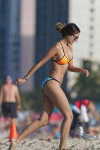 EXCLUSIVE: Liam Hemsworth's ex, Eiza Gonzalez shows off her bikini body in Miami
