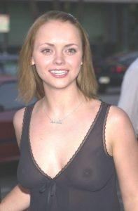 Christina Ricci Nipple
