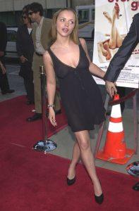 Hot Christina Ricci See Through Photo