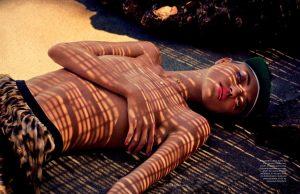 Martha Hunt Topless