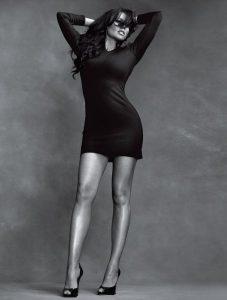 Sofia Vergara in sexy dress