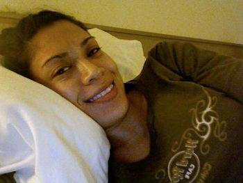 Melina Perez leaked selfie