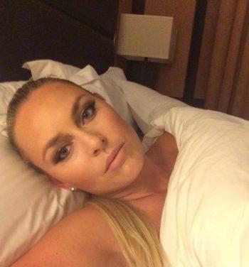 Lindsey Vonn leaked selfie