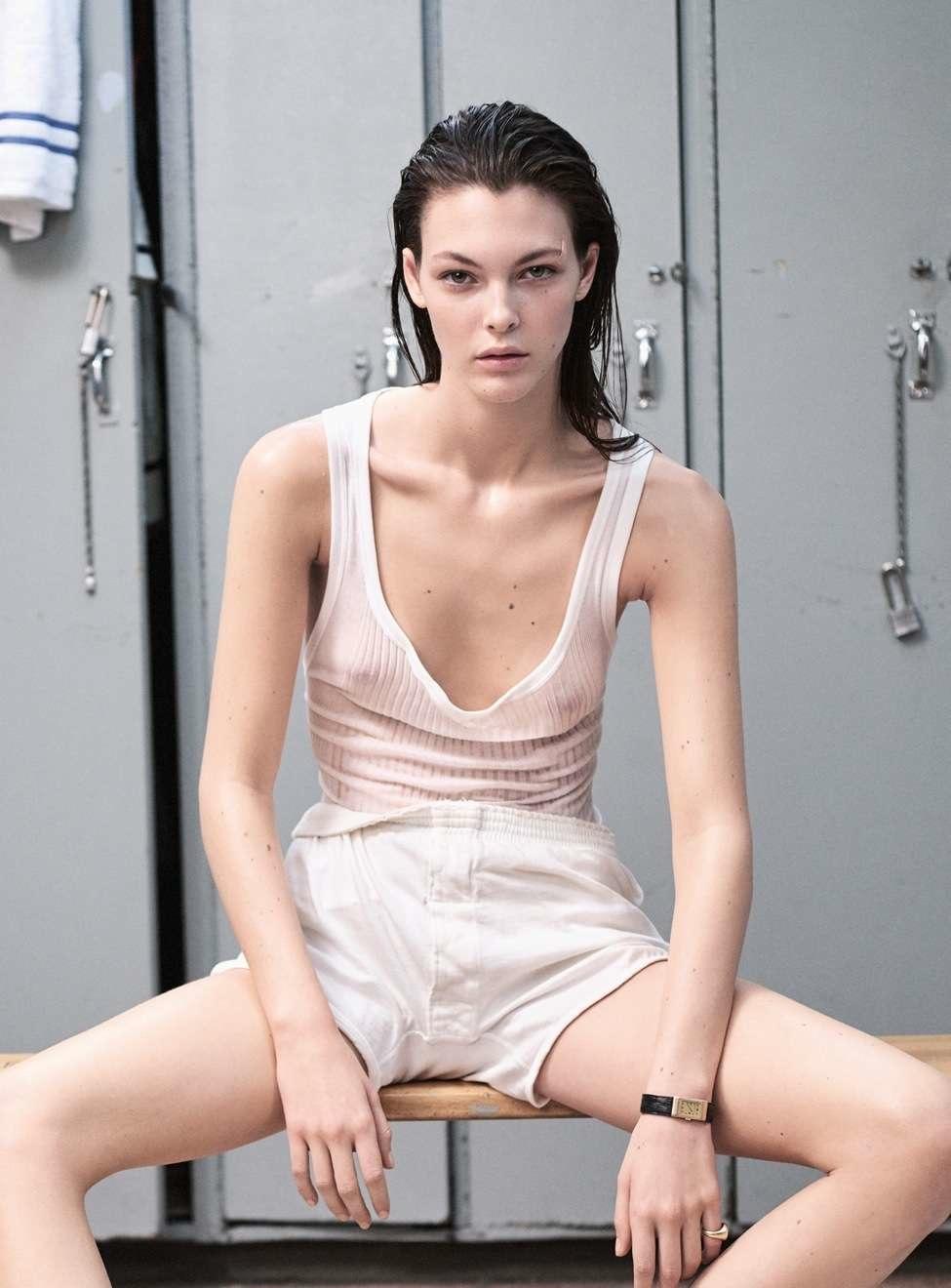 Ceretti  nackt Vittoria Inside Model
