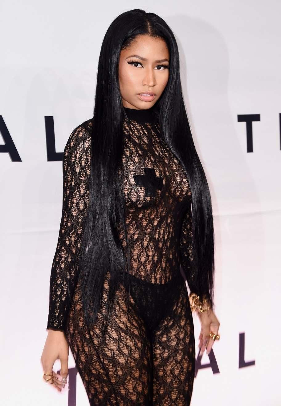 Minaj fappening nicki The Fappening