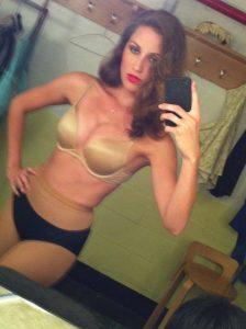 Alix Paige bra 2