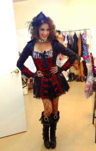 Alix Paige sexy 2