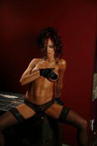 Christy Hemme topless 2