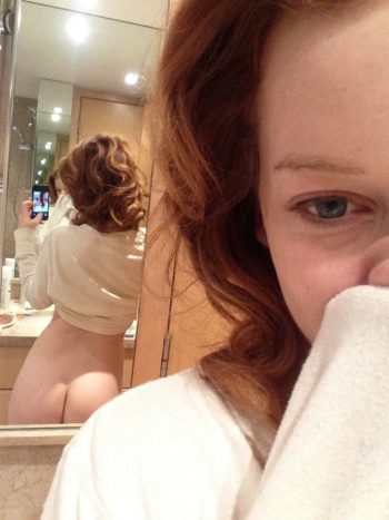 Jane Levy leaked ass 2
