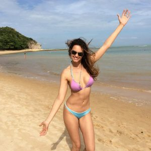 Lisalla Montenegro bikini 2
