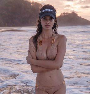 Lisalla Montenegro bikini hot 2