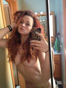 Maria Kanellis leaked selfie 2