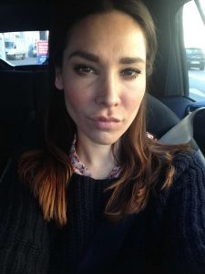 Sandra Ahrabian leaked selfie
