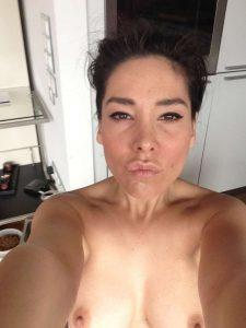 Sandra Ahrabian tits